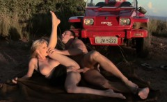 Two Sluts take on Two cocks
