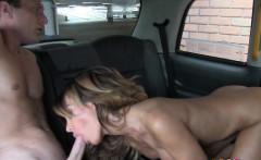 Female Fake Taxi Interracia