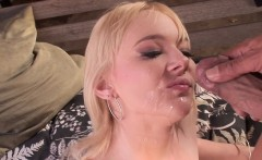 Horny housewife Liz Black cuckold
