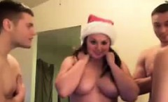 Incredible University teenager exchange bf on camera
