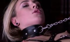 Wild Teen In Bondage Alecia Fox Gets Impaled