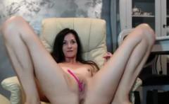 Pretty Skinny Camgirl In Novice Home Movie