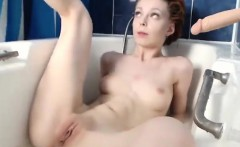 Masturbation In The Shower