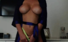 babe dinaone flashing boobs on live webcam