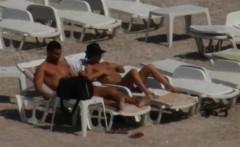 TheSandfly Public Beach Sex Voyeur