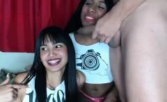 Black Girls Ebony Sex Threesome