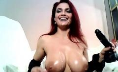 Hitomi Tanaka Asian MILF has sexy big boobs