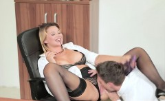 Babes - Office Obsession - Lutro and Anna Pol