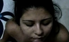 Blowjob From My Sexy Indian Girlfriend