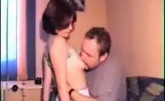 Horny milf sucks a hot european prick in hardcore video