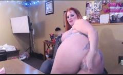 Massive tits MILF cam show