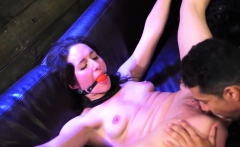 House of punishment and extreme anal dildo insertion Helples
