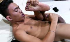 Twink Jude Foot Fetish Jerk Off