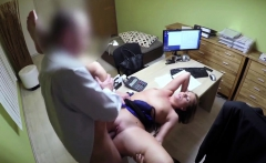 LOAN4K. Chick can finish college thanks to her pussy in...