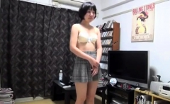 Video small asian on top