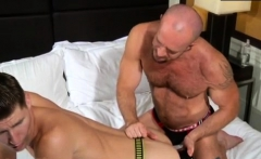 Gay men with fat asses Dakota Wolfe is leaned over and well-