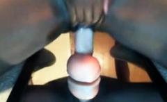 Hot ebony milf with huge boobs fuck