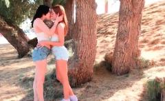 Teens Ftv Girls Vanna And Jayde Lesbian Public Kiss Masturba