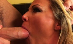 MILF MOM Kayla Synz anal with weird doctor
