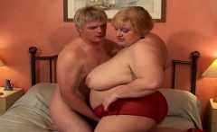 Big boobs and great ass mature