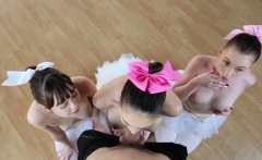 Hd young teen fuck first time Ballerinas