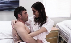Ts Korra Delrio Makes Her Patients Cock Feels Better