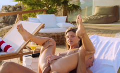 TUSHY Gina Gerson Gapes For Her Best Friend's Dad