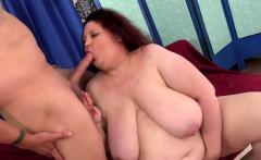 Massive Tits BBW Stazi Gets Rough Anal