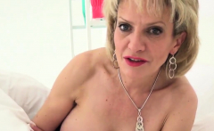 Cheating english mature lady sonia displays her huge globes4