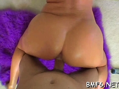 Slim Jim Tasting From Pungent Naomi With Large Natural Tits