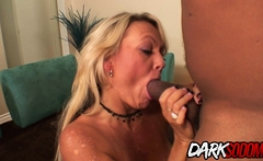 Chennin Blanc Ass Destroyed by Thick BBC