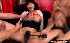 Fat bitch Airi Ai likes to be a sex slave