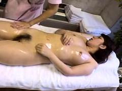 Massage Girl Riley Posing In Panties