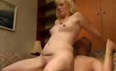 Mature Slut Riding With Round Ass
