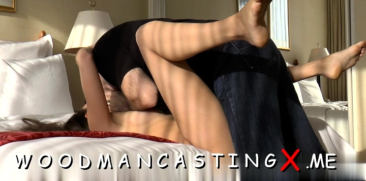 Anal invasion with a casting agent