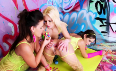 Extreme anal fetish lesbians with balls