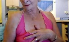 Nice Granny webcam 1