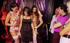 Raw Fucking Sex - Natasha Marley And Gemma Massey Fucked