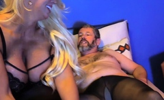 PORNSTARPLATINUM Busty MILF Alura Jenson Fucked By Older Man