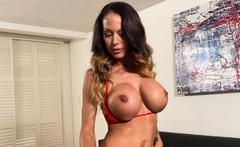 BJRAW McKenzie Lee is down for dick