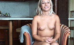 Casting agent rams butthole of a angel and hammers her hard