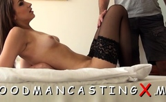 Lovable luscious cutie gets her cave team-fucked