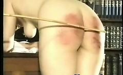 Amazing Spanking Chick Fetish Hardcore