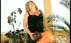Explicit Sexy Cougar Honey Pot Screwed Wild